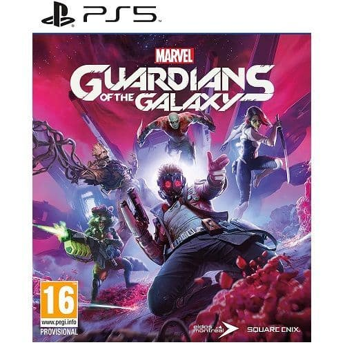 Marvels Guardians Of The Galaxy PS5 Game